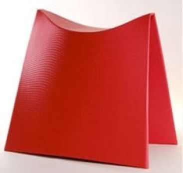 La chaise en carton design Papercraft