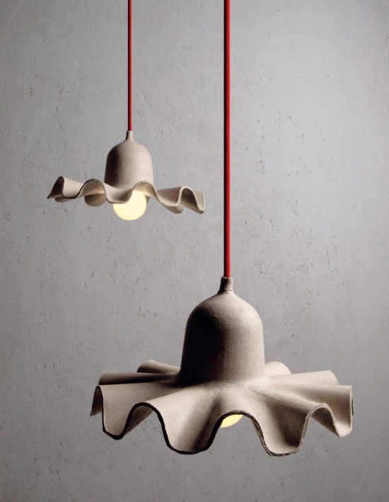 Lustre pas cher -Le lustreEgg of Colombus by Valentina Carretta