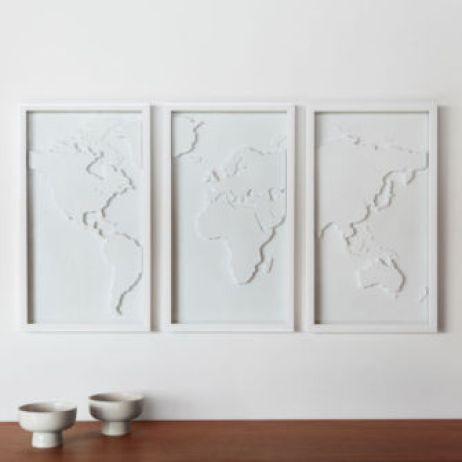 planisphère Mapster Jordan Murphy