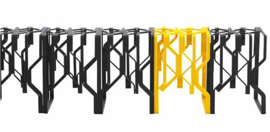 Les tables d'appoint Metro by Peter Johansen