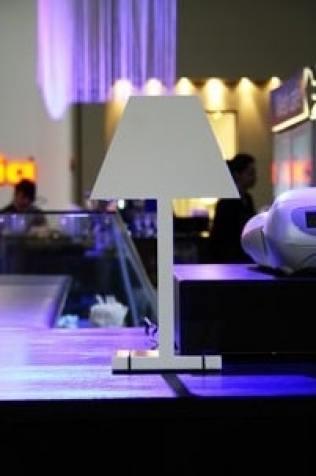 lampe 2D Fabio Marchi