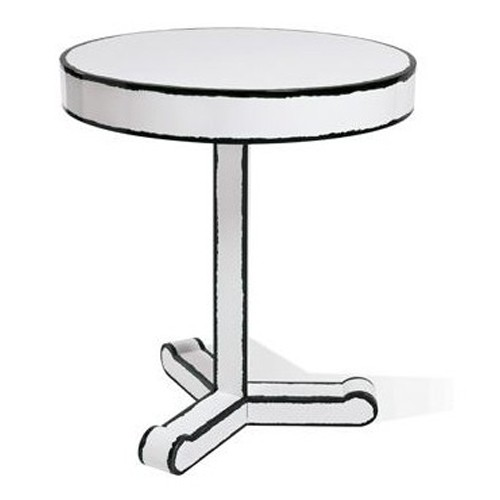 The Trip Cartoon table basse Seletti
