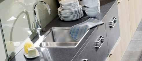 cuisine design evier