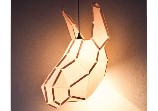 Lustre pas cher -Les lustres animales by Walking Things