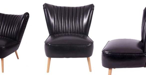 fauteuil Vintage Cocktail
