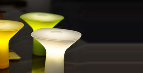 lampe rechargeable design Hotaru