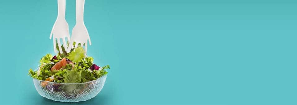 pinces à salade Idle Fred & Friends