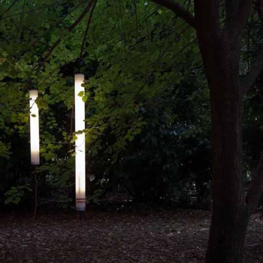 Lustre déco - LasuspensionPistillo Outdoor by Emiliana Martinelli