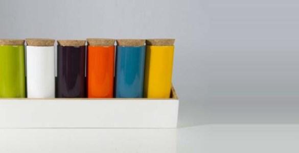boîtes à épices Zavi Ong