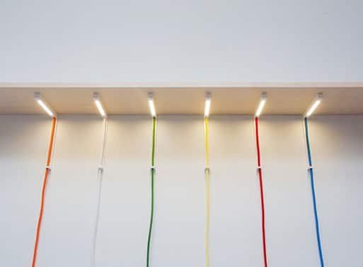 lampe Lightbracket Alexandra Burr Allen Slamic