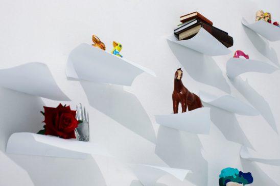 Étagères design - Les étagères Blow Shelving de Yoy 1