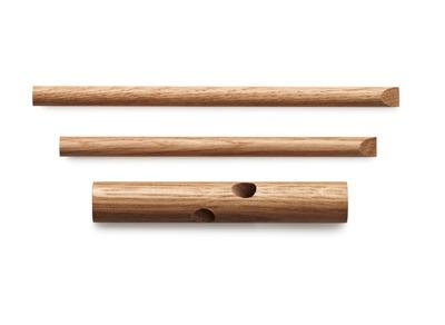 Paterne design - Lapatère Sticks by Benoît Deneufbourg