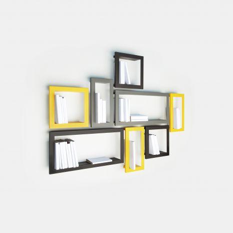 Étagères design - Les étagères Stick de Presse Citron