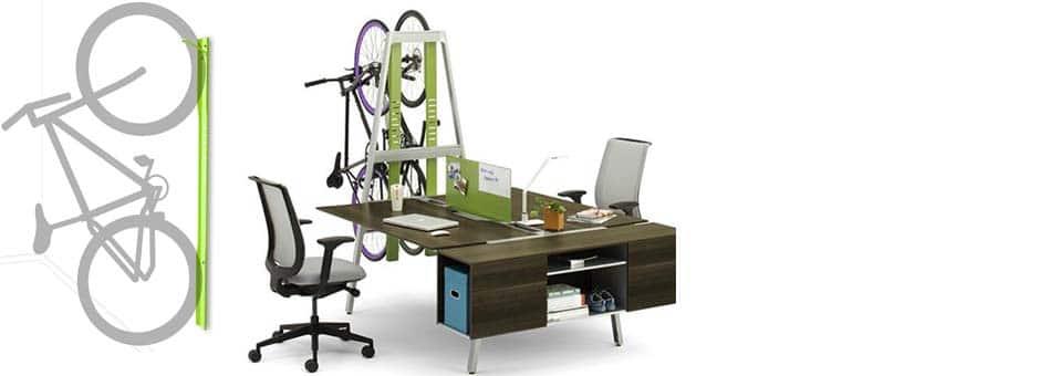 accroche vélo design bivi
