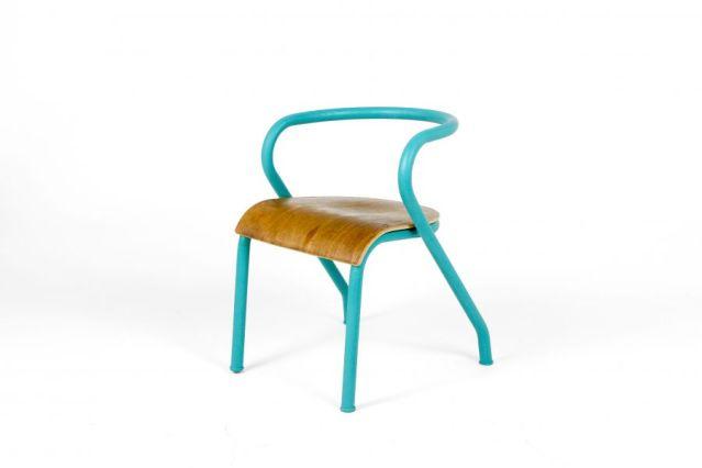 La chaise Mullca 300 de Jacques Hitier