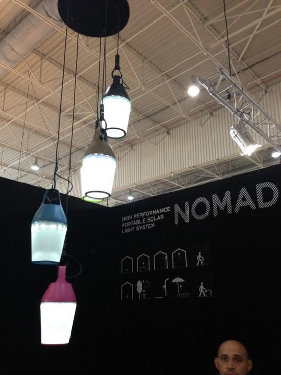 Lampe NOMAD O'SUN