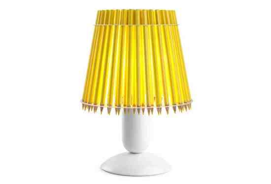 lampe Crayons Tom Rossau