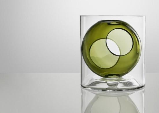 Vase Design - Le vase Four Matti Klenell