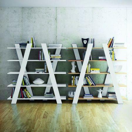 Étagères design - Les étagères diagonalesWind 1