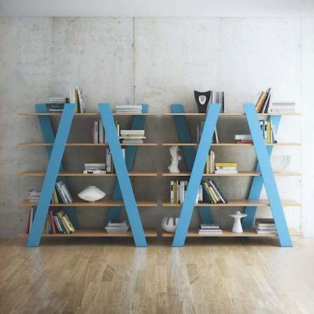 Étagères design - Les étagères diagonalesWind