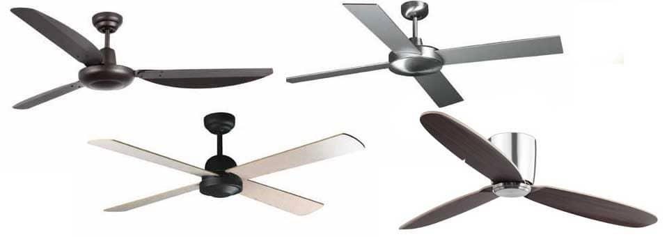 ventilateur de plafond design