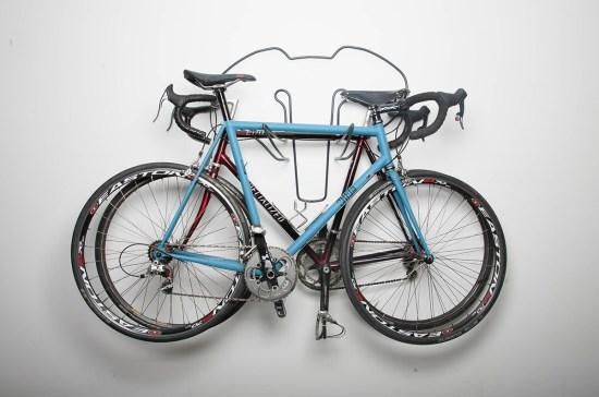 porte vélo déco