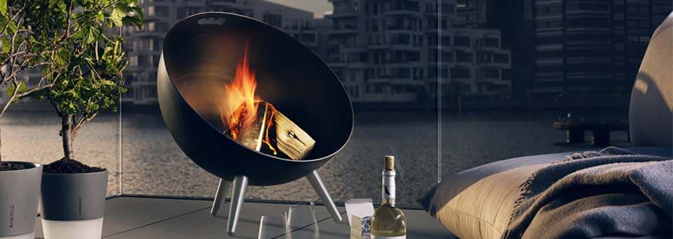 Brasero Fire Globe Eva Solo