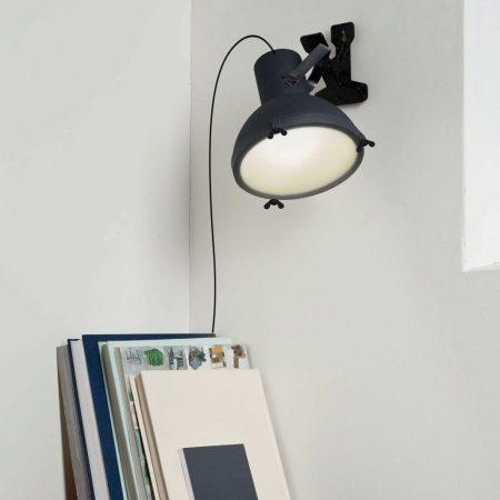L'applique design Projecteur 165 Clip by le Corbusier