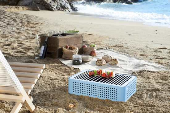 barbecue design Mon Oncle