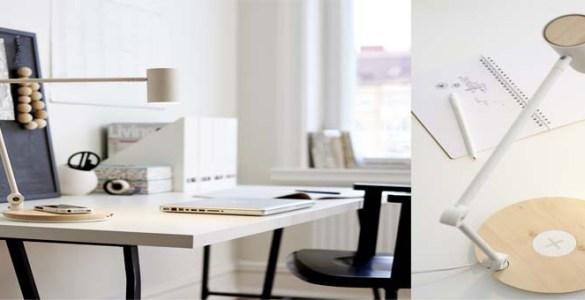 IKEA lampe bureau IGGAD