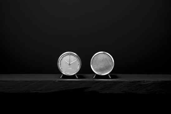 Horloges design : Tube Clock by Piet Hein Eek