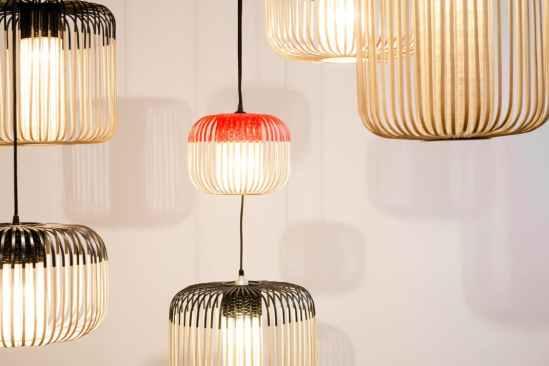 Lustre pas cher -Le lustreBamboo Light by Arik Levy