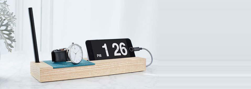 Dock IPhone Design Baxter Deco Tendency