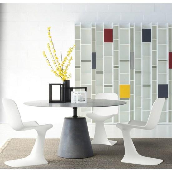 La chaise design Lust de Xavier Lust pour MDF Italia
