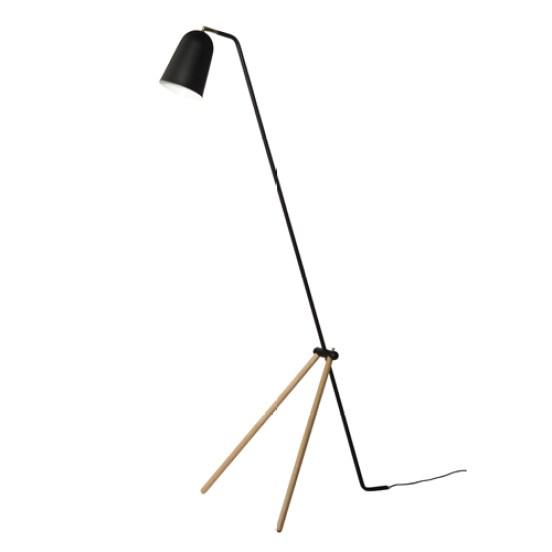Le lampadaire design Giraffe de Benny Frandsen