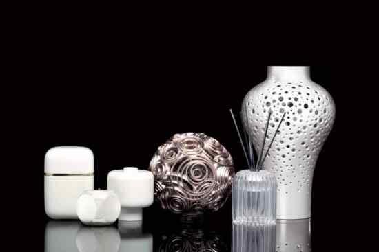 Diffuseur de parfum Ming Kartell Fragrances Ferruccio Laviani