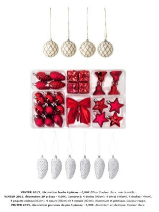collection Noël IKEA 2015