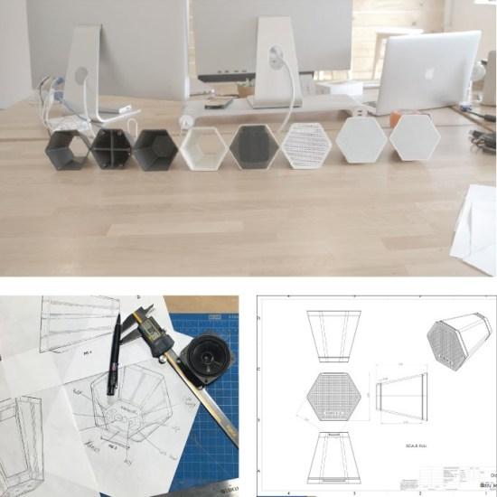 Enceintes design - The Outlier 2