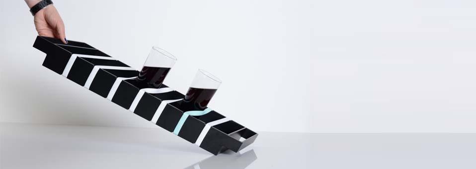 plateau design graphique Grip Band