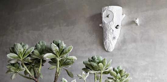L'horloge Cuckoo X versionArbre by Haoshi