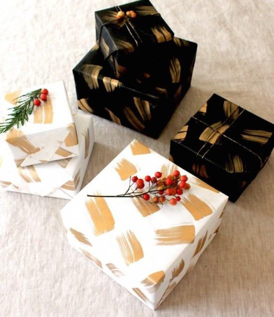 Les cadeaux aussi peuvent être décoratifs