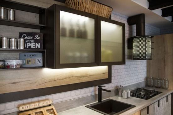 Snaidero cuisine loft moderne