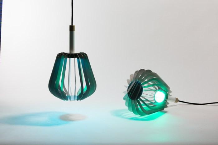 Maison&Objet Janvier 2016 Lampe Houat Puzzle Lab NoDesign