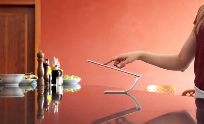 Maison&Objet Janvier 2016 Yohann Apple Accessories stand iPad