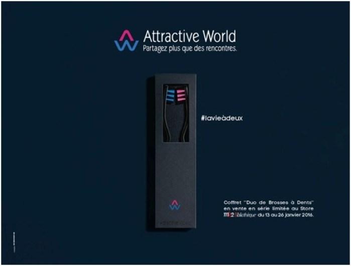 Attractive World Rencontre en ligne