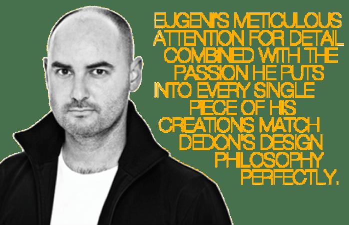 Salon Maison et Objet Janvier 2016 eugeni quitllet