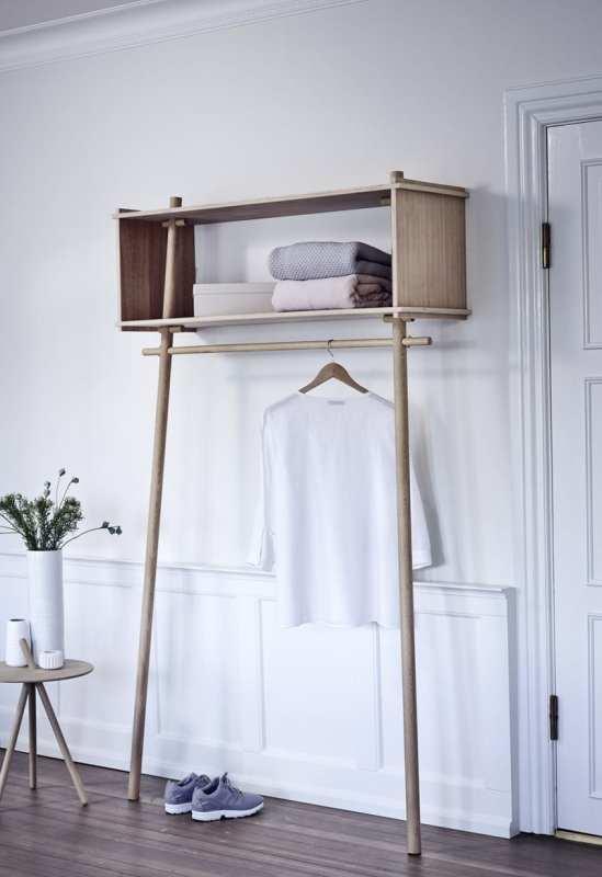 Töjbox - Plus qu'un porte-manteau design, le meuble parfait