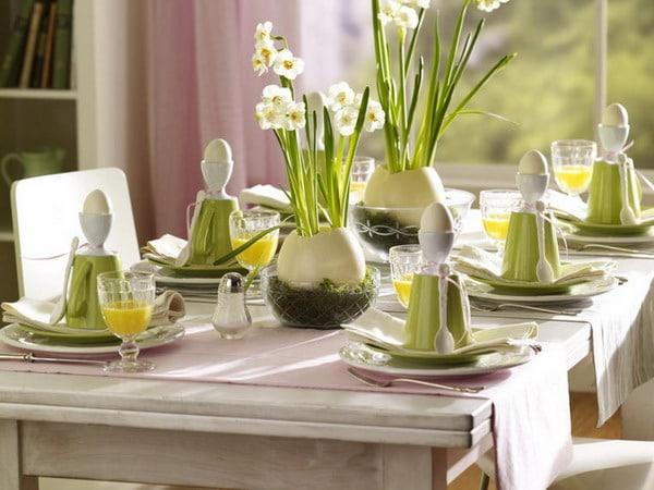 60 Decoration De Table Pour Paques Le Blog Deco Tendency