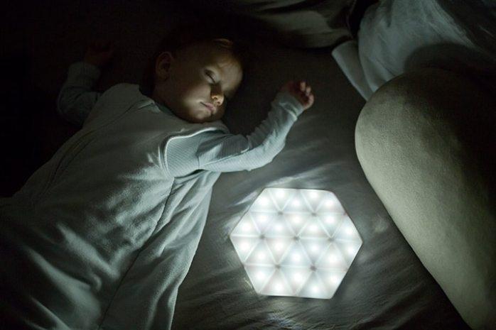 Lampes connectées : Lalampe connectée, ludique et interactiveKangaroo1