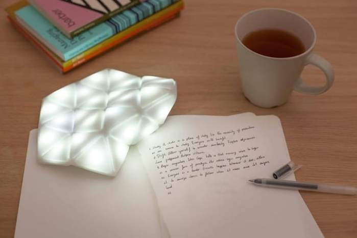 Lampes connectées : Lalampe connectée, ludique et interactiveKangaroo2
